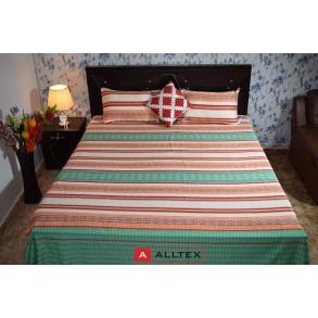 Swedish wafer Bed Sheet