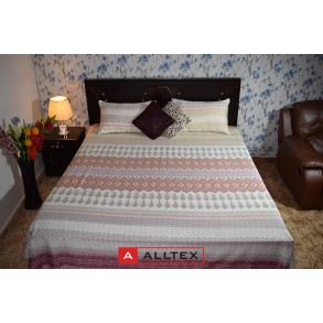 Tapestry Rich Floral Bed Sheet