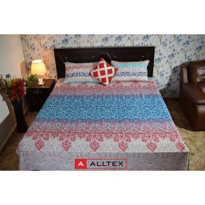 Fest Bouquet Bed sheet