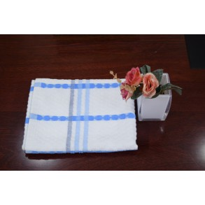 Terry Towels Set - Blue