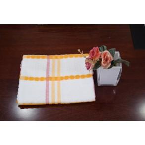 Terry Towels Set - Orange