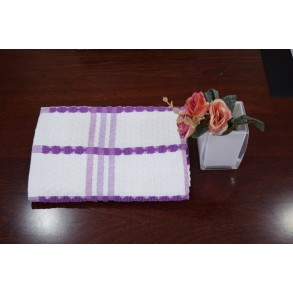 Terry Towels Set - Purple