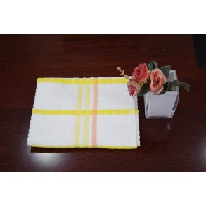 Terry Towels Set - Yellow