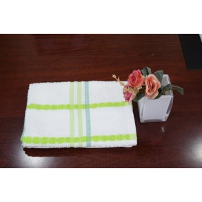 Terry Towels Set - Green
